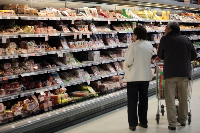 Le etichette sui prodotti alimentari
